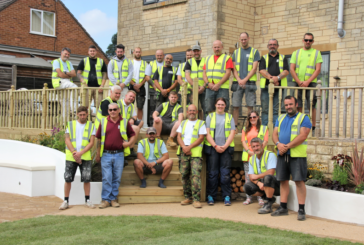 Jewson and Band of Builders join forces