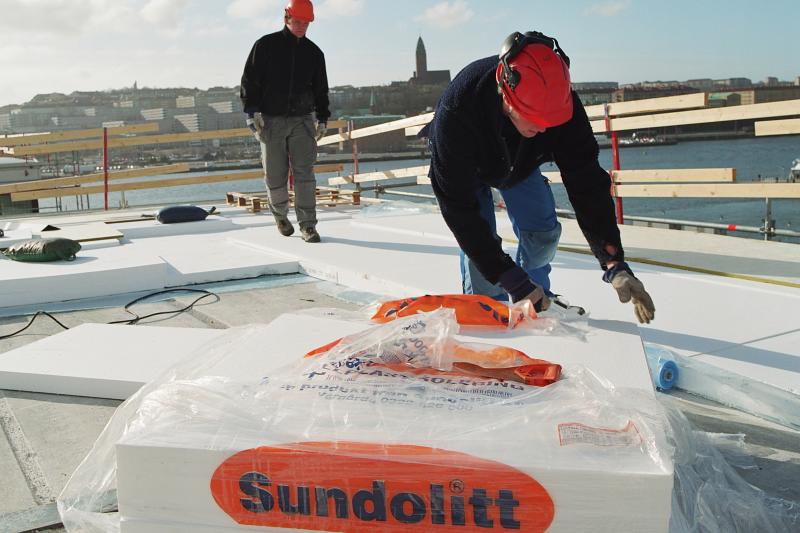 Sundolitt UK invest in new Expanded Polystyrene Insulation Plant