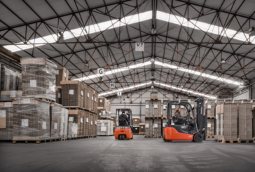 Toyota Material Handling offers £1,000 cashback