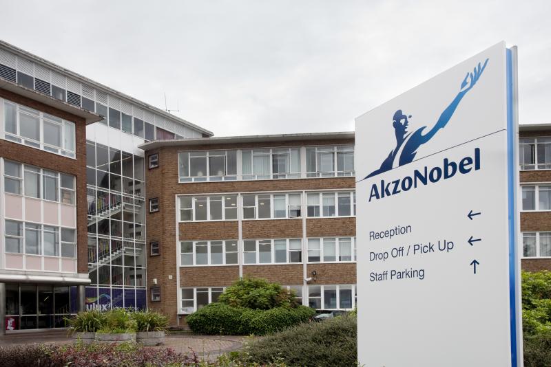 AkzoNobel returns full £2.8 million of furlough funding