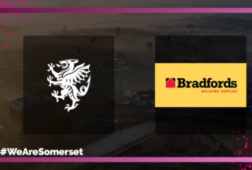 Bradfords partners with Somerset Country Cricket Club