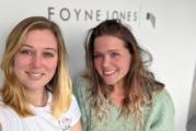 Foyne Jones is supporting flexible working hours