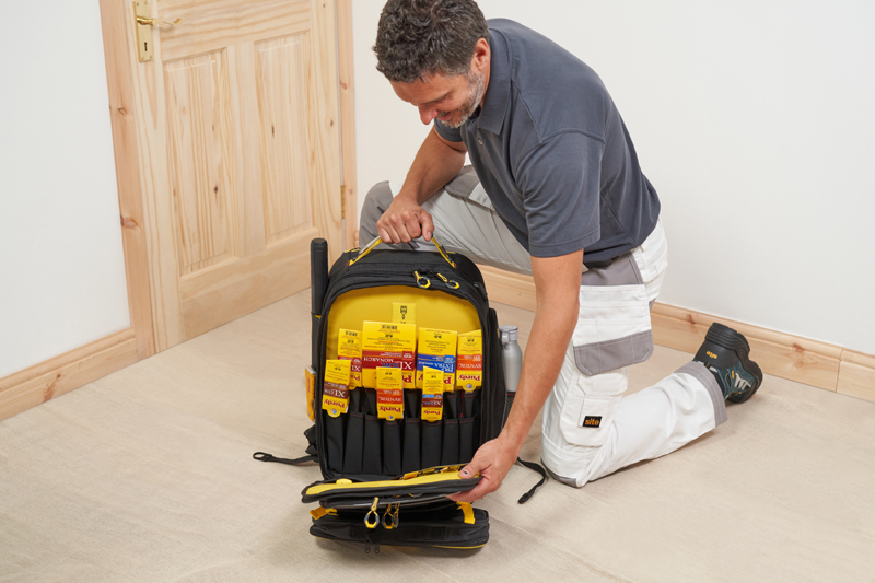 Purdy launches new Painter's Backpack