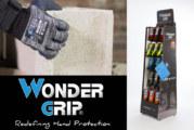 Stockist support from Wonder Grip