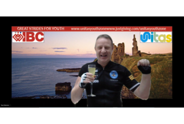 IBC reaches fundraising goal to support youth charity