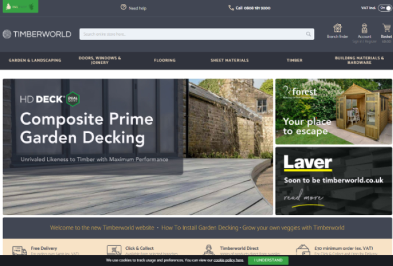 National Timber Group goes live with eCommonSense platform