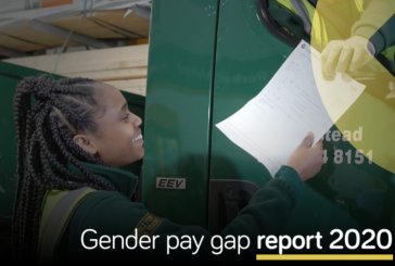 Travis Perkins reports pay gap halved to 5%