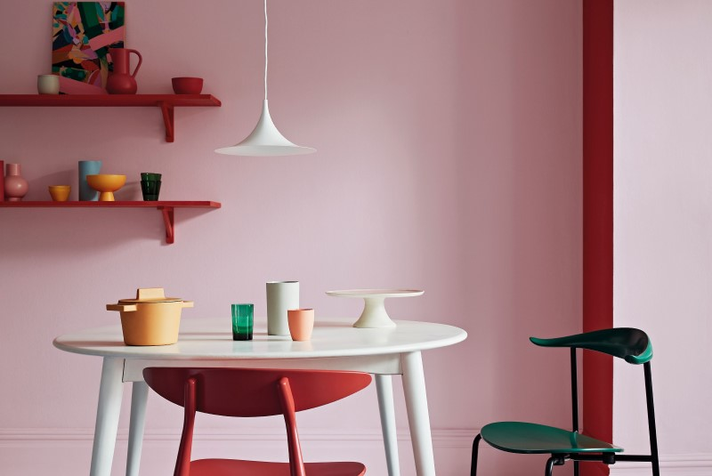 Crown Paints announces Spring/ Summer 21 colour trends