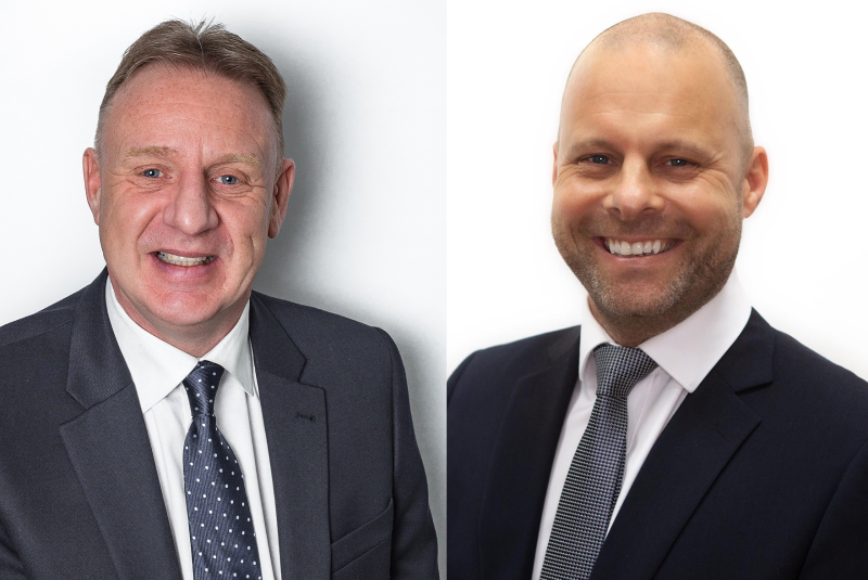 Joint Managing Directors for IBC Buying Group