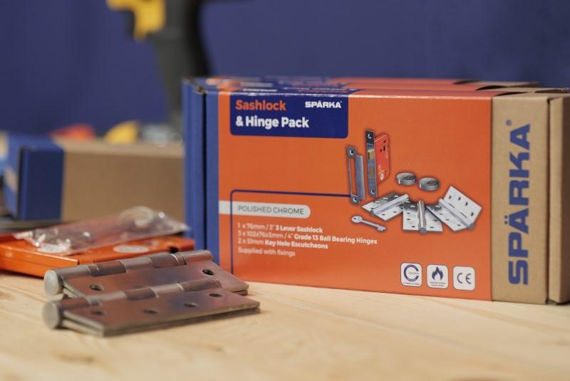 Special Report: Door Hardware Packaging