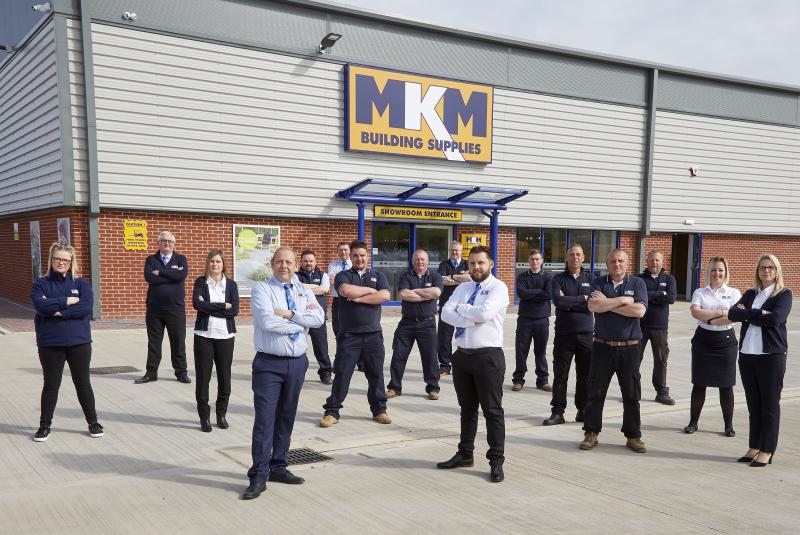 MKM Newark opens creating 15 jobs