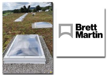 Brett Martin announces environmental product declarations for modular rooflights