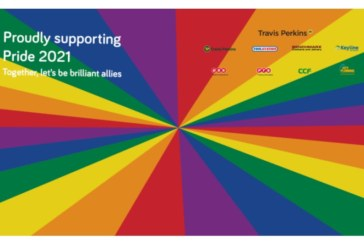 Travis Perkins plc celebrates Pride month