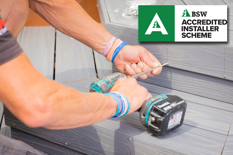 BSW Timber launches accredited installer scheme