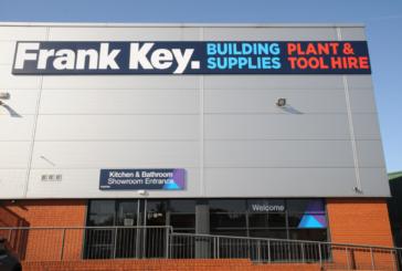 Frank Key Chairman announces retirement