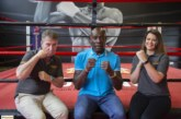Buttle's teams up with Frank Bruno Foundation
