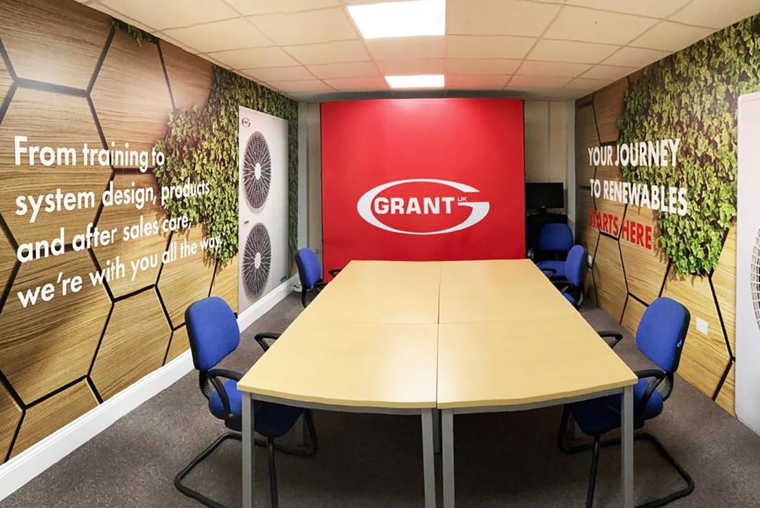 New training facility for Grant UK Training Academy