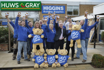 Huws Gray Group acquires Higgins Building Supplies