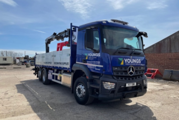 Youngs Timber invests in delivery vehicles