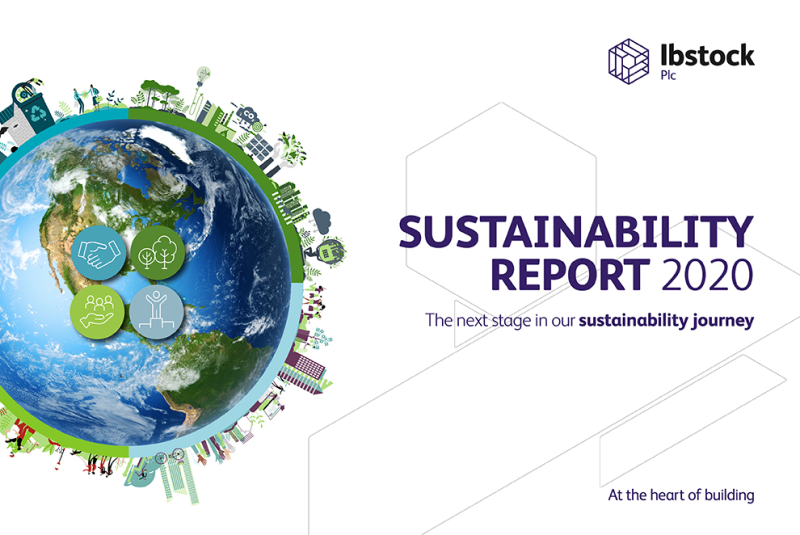 Ibstock plc launches its most in-depth sustainability report