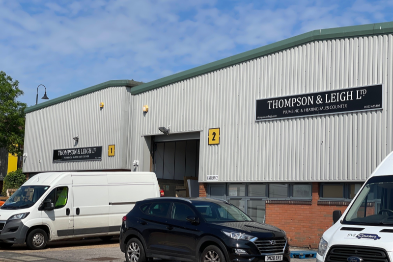 The IPG's 200th member: Thompson & Leigh