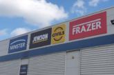 Jewson Civils Frazer opens North Wales branch