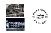 Mira Showers celebrates 100 Years