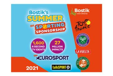 Bostik invests in summer of sporting sponsorship