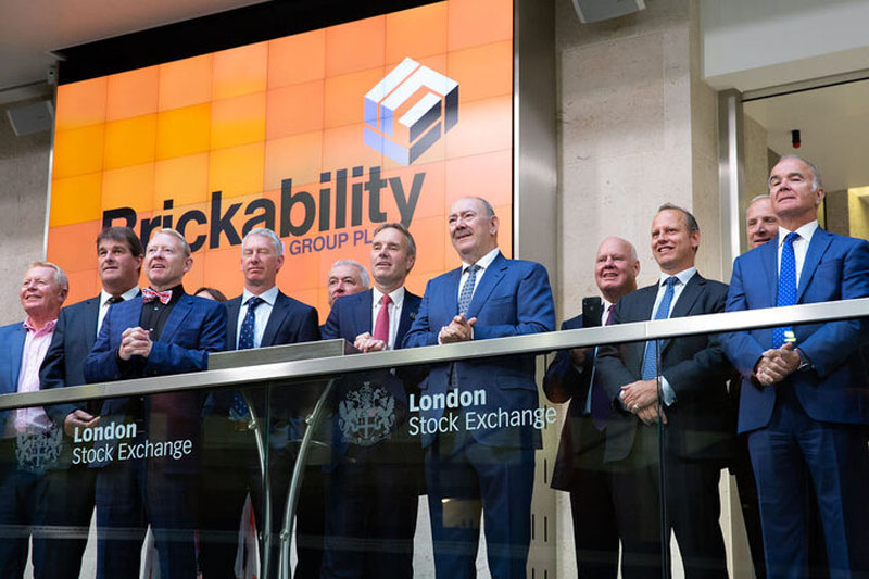 Brickability Group plc  announces proposed acquisition of Taylor Maxwell