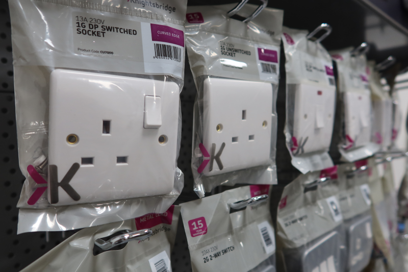 Knightsbridge highlights potential for electrical amidst changing buying patterns
