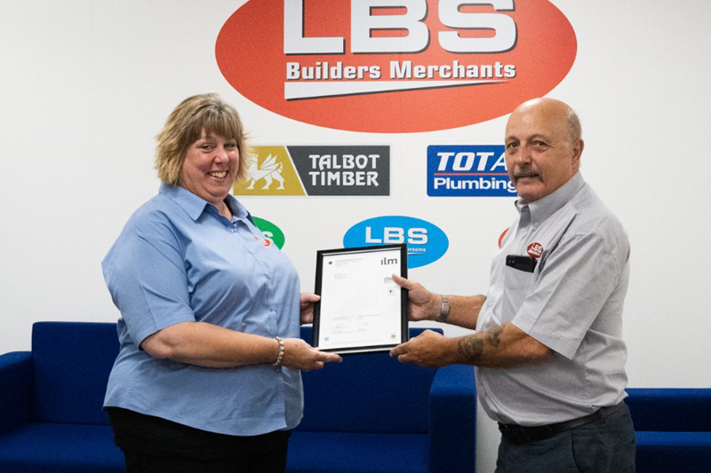 Female LBS staff attain leadership and management awards