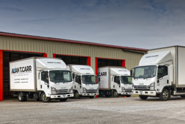 Trio of Isuzu Grafters purchased by Alan T Carr