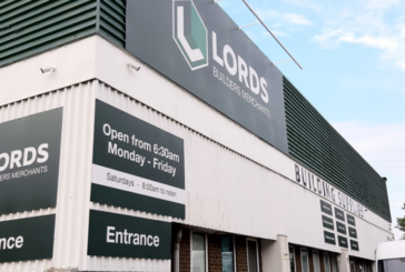 Lords Builders Merchants expands 'south of the river'