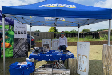 Actis supports Jewson's fundraising Monster Walk
