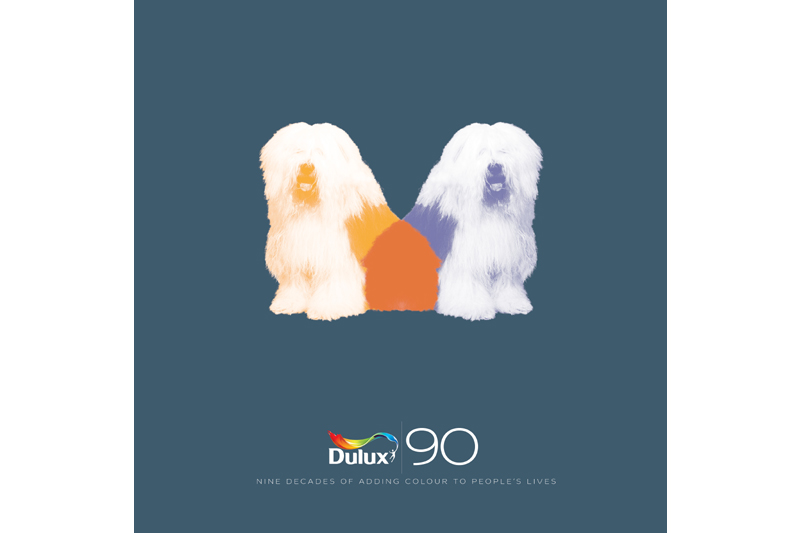 Dulux marks 90th anniversary