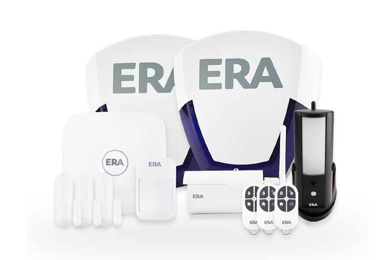 ERA outlines sales advantages of Kitemarked 'smart security' solutions