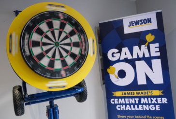 The Machine cements relationship with Jewson