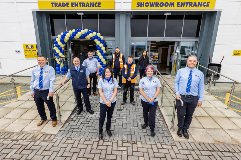 MKM's new branch in Inverness has been opened by the world's Strongest Brothers and Scottish legends – Tom and Luke Stoltman.