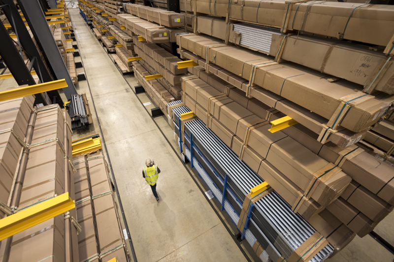 """Origin has invested in a new warehouse facility in Bicester to """"maintain its supply chain and manufacturing excellence""""."""