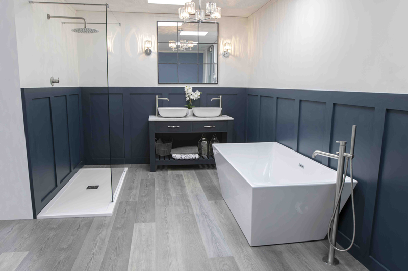 PJH has launched a new Virtual Showroom to bring to life its extensive Bathrooms to Love portfolio in three-dimensional reality.