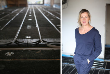 Olympic champion clears heating hurdle with Polypipe