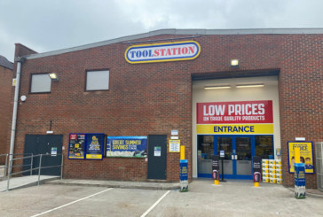 Toolstation opens 500th store in New Malden