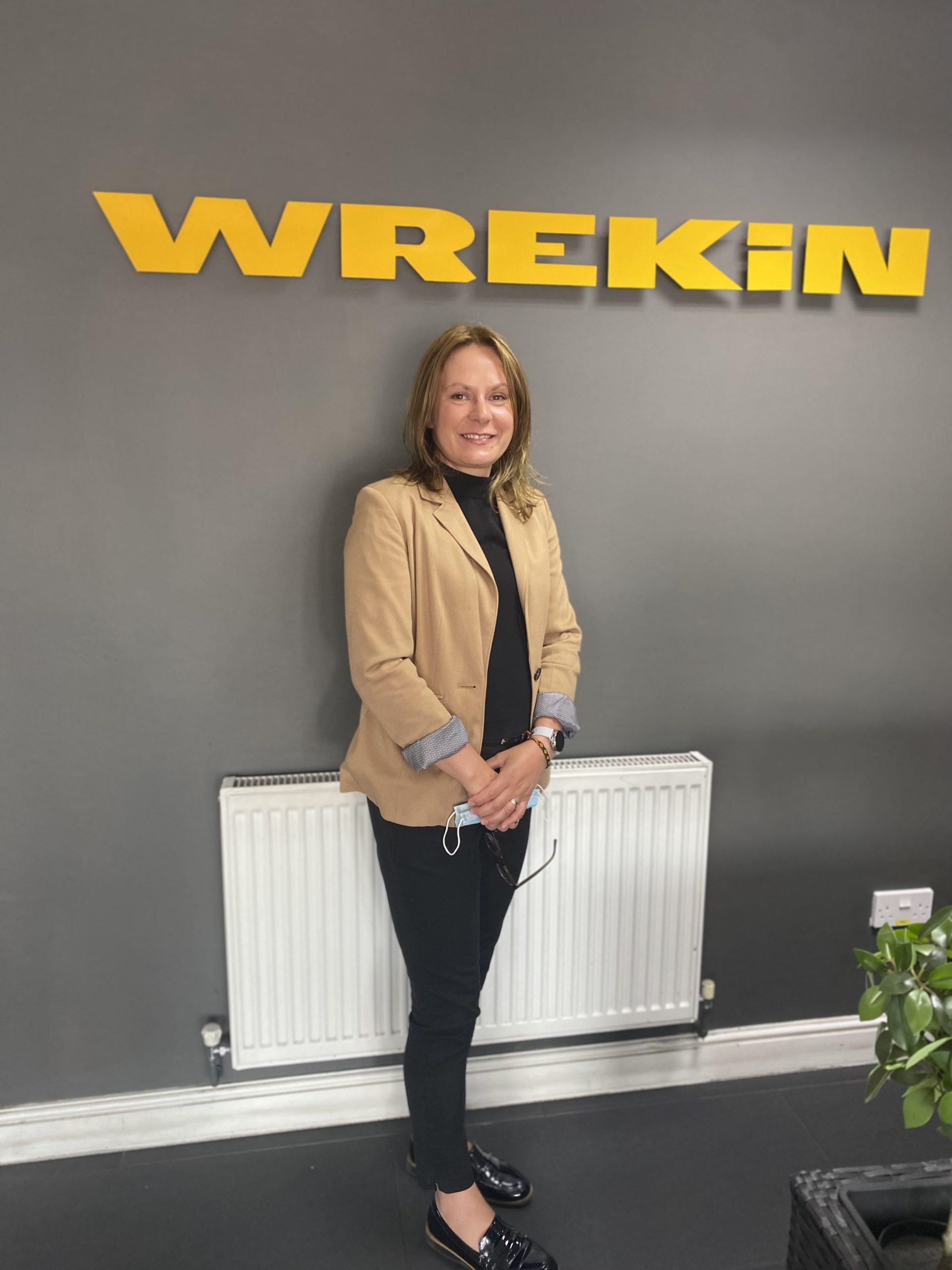 Wrekin Products Gosia Kwapisz