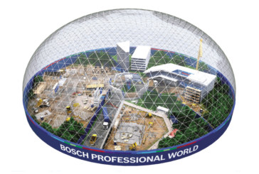 'Fully immersive' Bosch Professional World launches