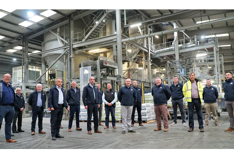 Mannok outlines €2.1m post-Brexit investment to increase bagged cement output