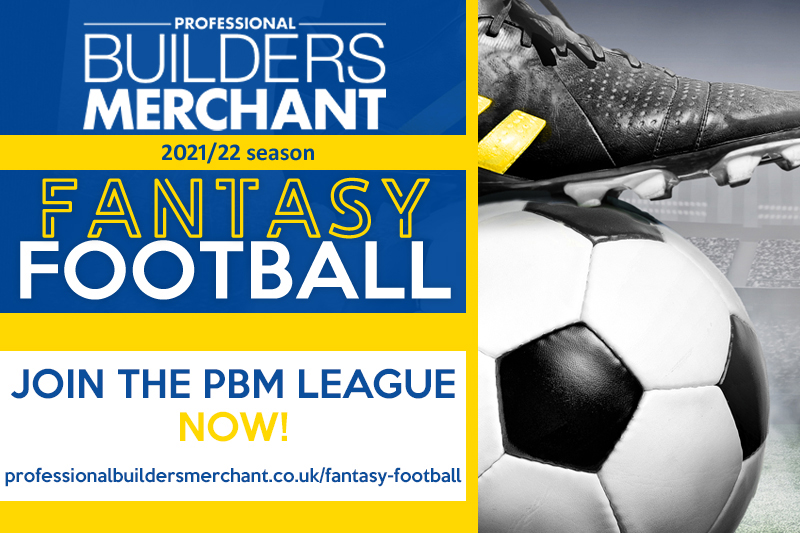 PBM's official FPL Fantasy Football league is up and running for the 2021/22 season!