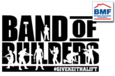 Band of Builders named as new BMF charity partner