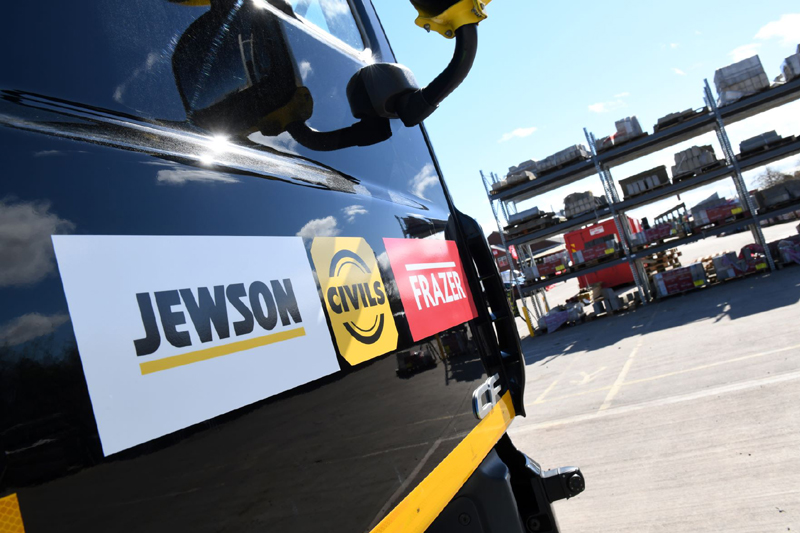 Scottish Water signs four year deal with Jewson Civils Frazer