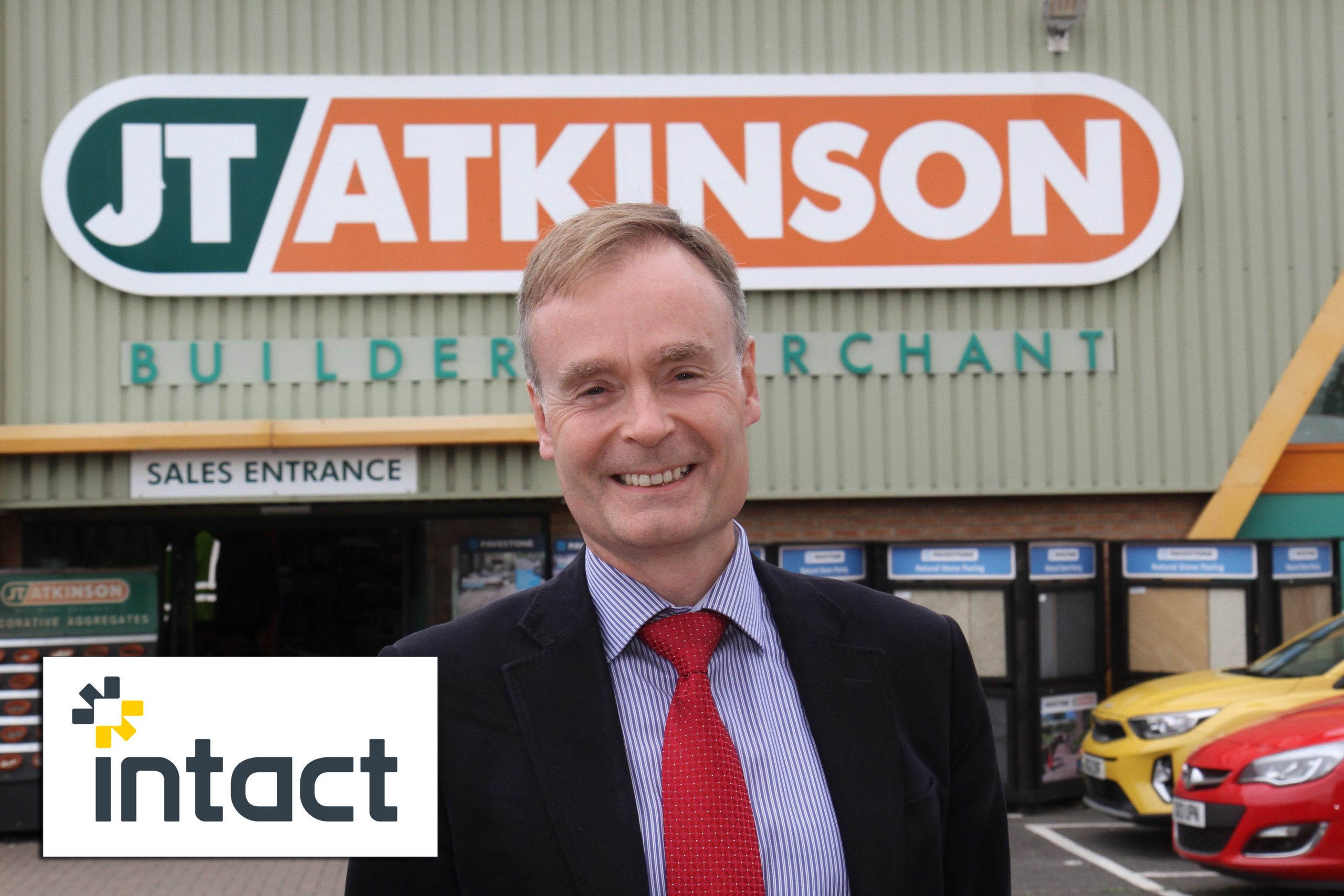 JT Atkinson selects Intact