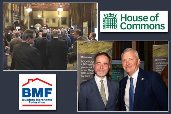 BMF drives net zero agenda at Parliamentary Reception